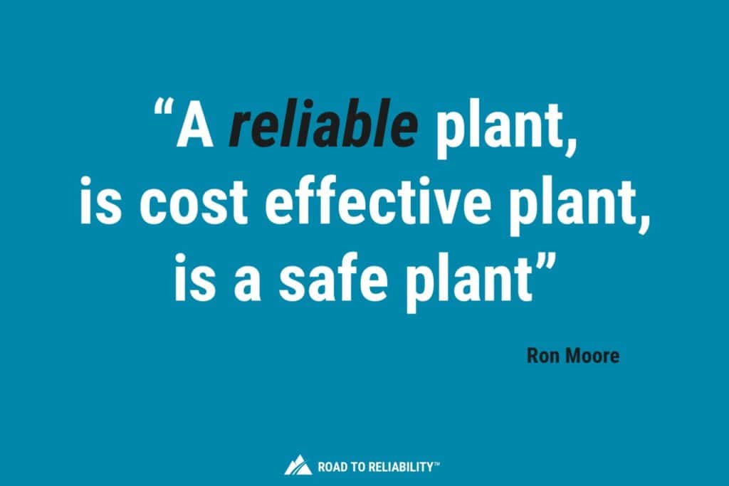 reliable plant maintenance